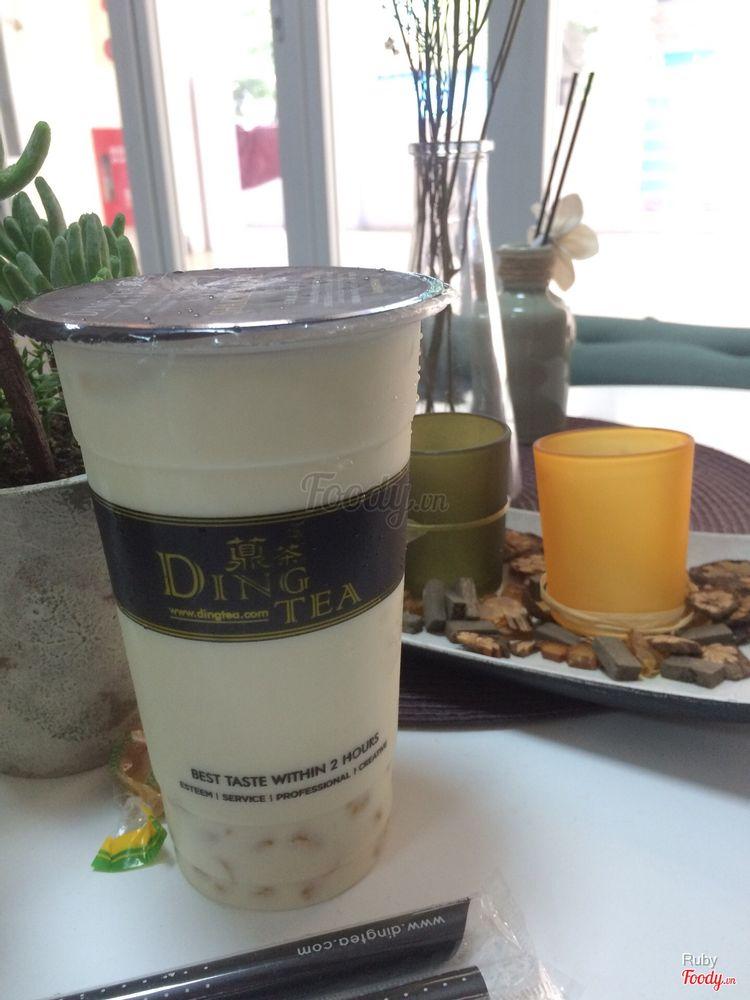 Ding Tea - Đào Tấn ở Hà Nội