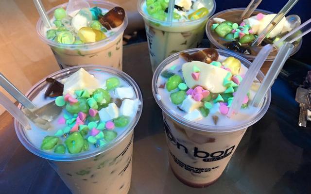 Trà Sữa Bòn Bon - Minh Phụng