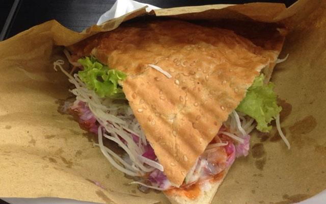 A Phòng - Bánh Mì Kebab Thổ Nhĩ Kỳ