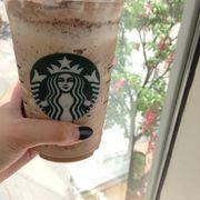 Starbucks và Macchiato Caramel ^^