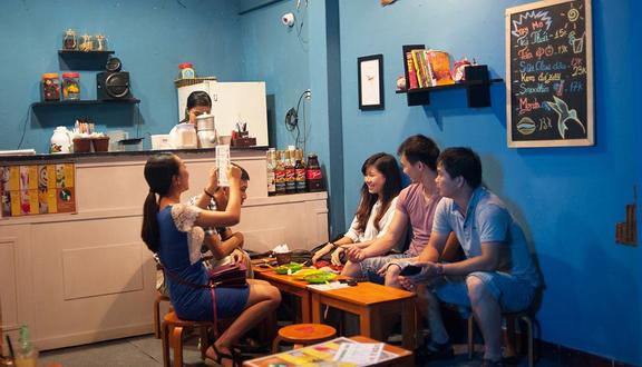 Hummingbird Coffee Shop - Đại Học Ngoại Ngữ