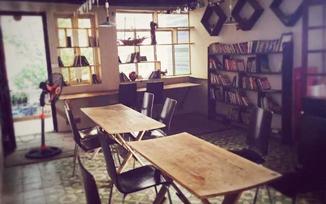 Mạc - Cafe & Điểm Tâm