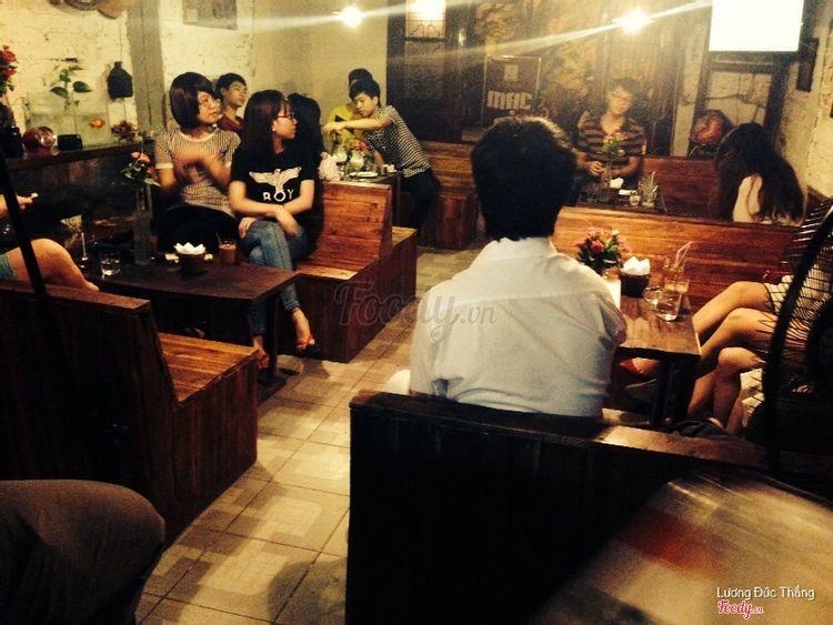 Mạc Cafe - Nguyễn Trãi ở Hà Nội