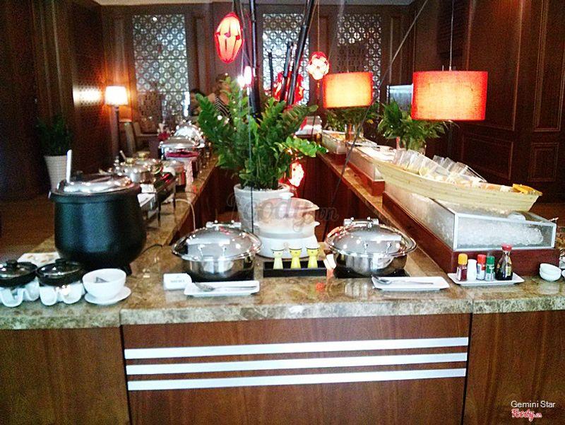 Khu buffet