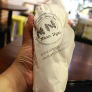 Bánh mì 20k