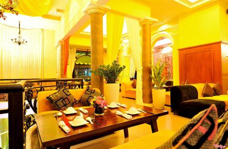 Bếp Xanh An Duyên - Nhà Hàng Chay