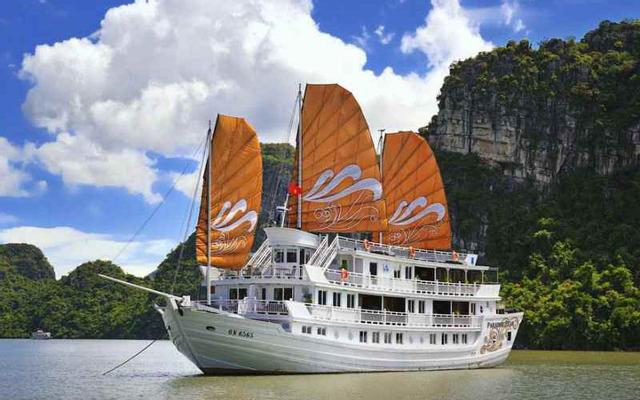 Paradise Peak Cruise - Tuần Châu