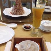 Giant soup dumpling