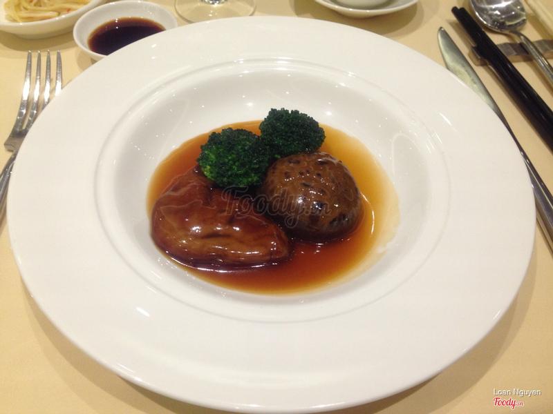 Le fois gras ( gan ngỗng) siêu béo và ngon