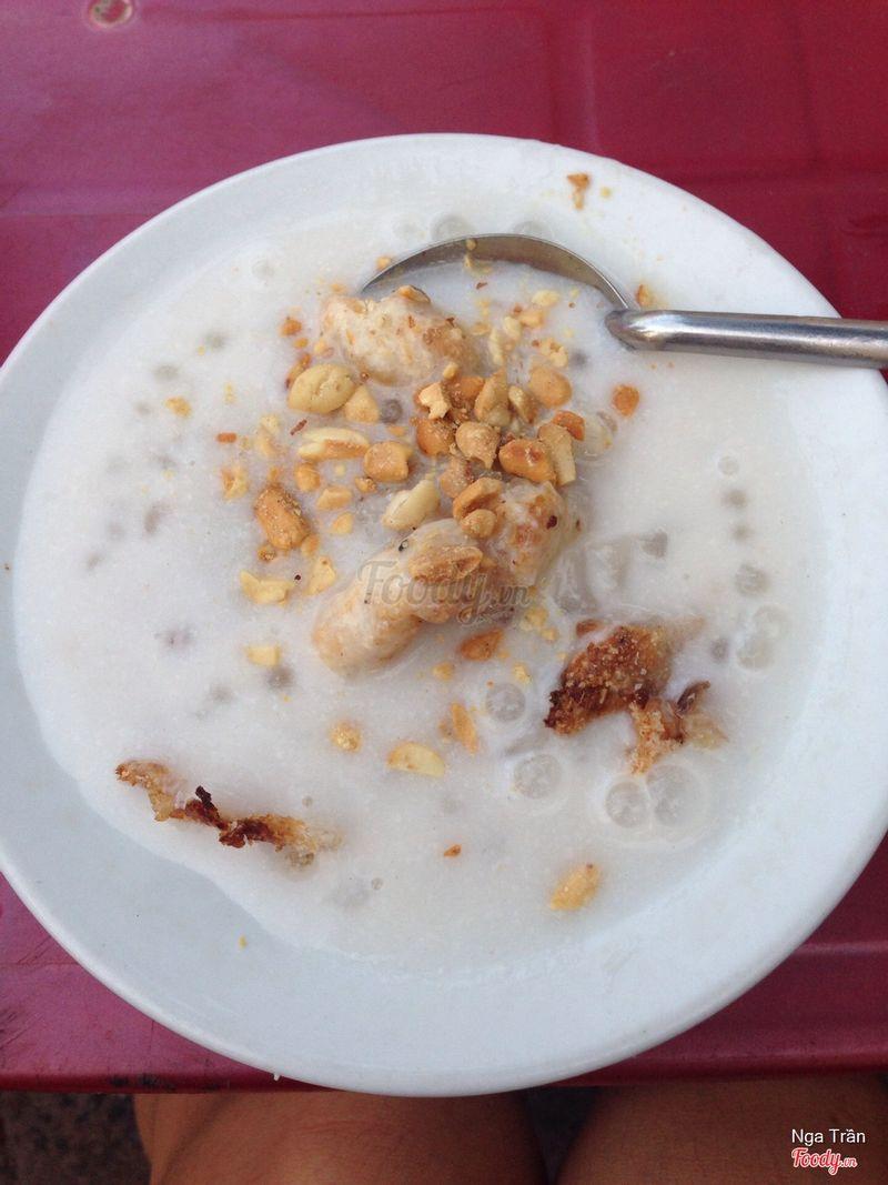 Chè chuối nướng Nguyễn Chí Thanh