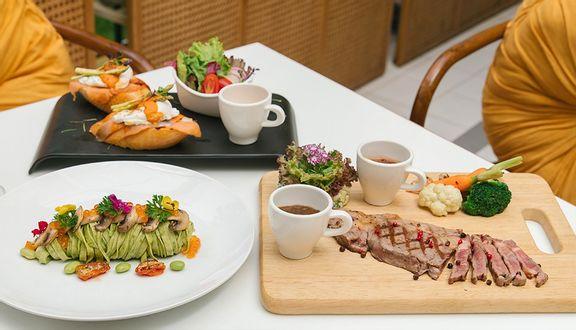 SAIGON LA POSTE - Cafe Lounge