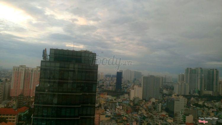 Pullman Saigon Hotel ở TP. HCM