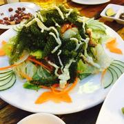 salads rong nho