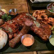 Set thịt nướng