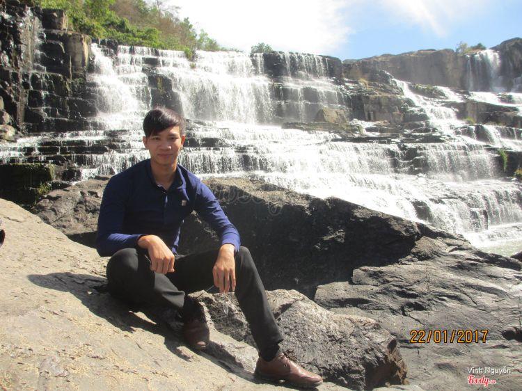 Thác Pongour ở Lâm Đồng