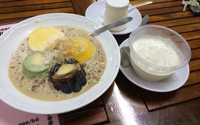 Bánh Flan Quỳnh Hoa