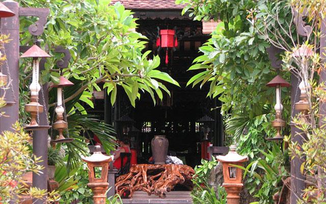 Biệt Phủ Thảo Nhi - Nhà Hàng Sân Vườn