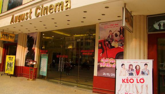 August Cinema - Hàng Bài