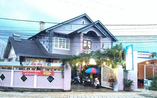Ẩm Thực MyMy - Coffee Sân Vườn