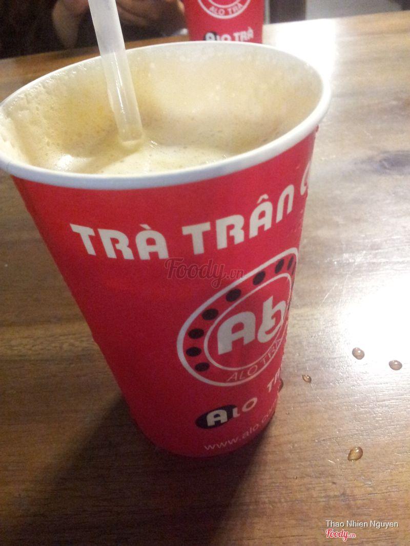 Trà xanh Yoghurt