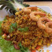 Cơm Trái Dứa Thái Lan