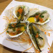 hào sashimi