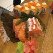 sushi - sashimi
