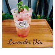 Trà Cocktail Lavender dâu