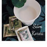 Trà Sâm Korea