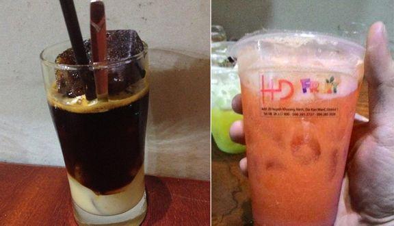 HD Fruit & Coffee - Cà Phê 3 Tầng