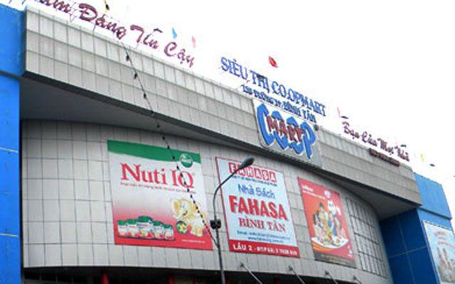 Siêu Thị Co.opMart - Bình Tân