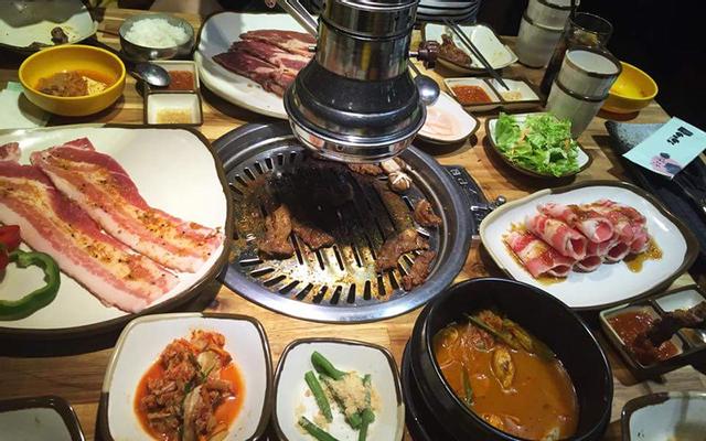 Gogi House - Nướng Hàn Quốc - Pegasus