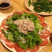 Salat cá ngừ, ăn cũng hợp vị