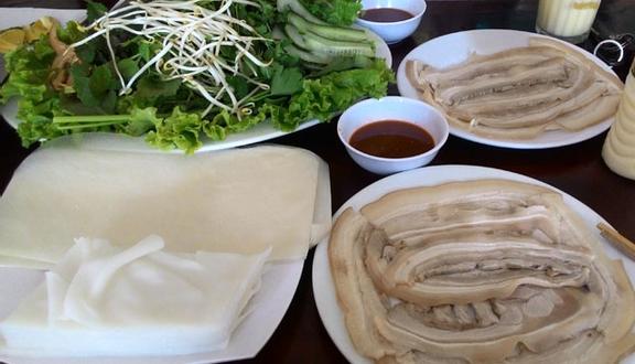 Quê Xưa - Mì Quảng & Bánh Tráng Thịt Heo - Núi Thành