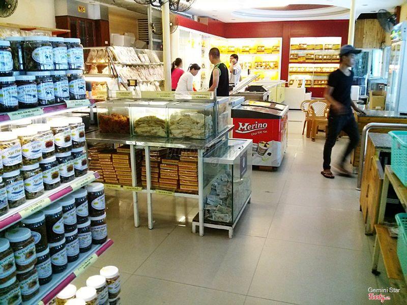 Không gian siêu thị