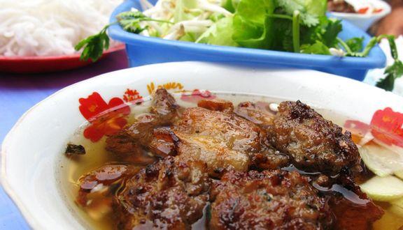 Bún Chả Hà Nội Cô Thắm - Chu Văn An