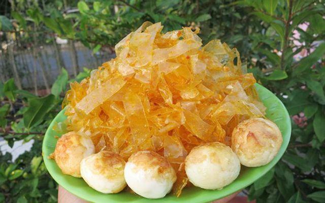 Bánh Tráng Long An - Lê Văn Lương