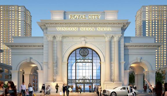 Vincom Mega Mall Royal City - Nguyễn Trãi