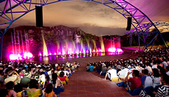 Nhà Hát Nhạc Nước - Vinpearl Resort Phú Quốc