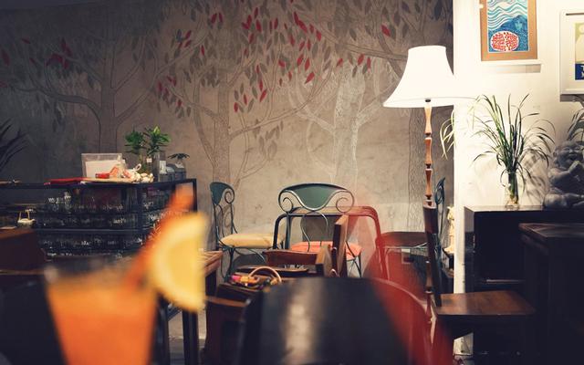 Đêm Trắng Cafe