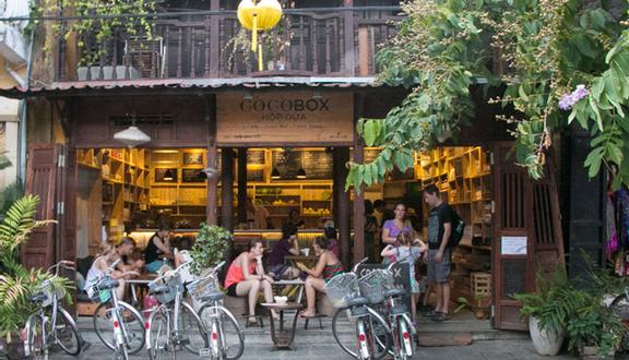 Cocobox - Juice Bar & Cafe