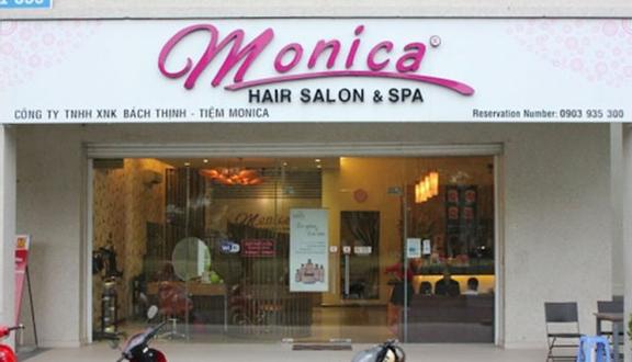 Monica Hair Salon & Spa - Hưng Vượng