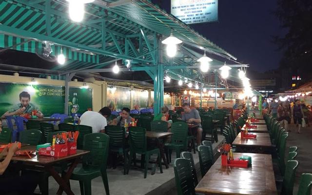 Quán Cát - Hải Sản - Chợ Đêm Dinh Cậu