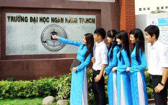 Đại Học Ngân Hàng TP. HCM - Hoàng Diệu 2