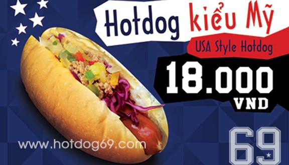 69 Hotdog - Hotdog Kiểu Mỹ - Nguyễn Trọng Tuyển