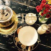 Set trà vanilla +mint