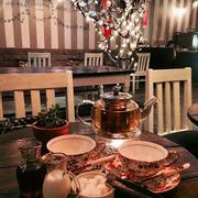 Set trà lên hình rất đẹp 💃