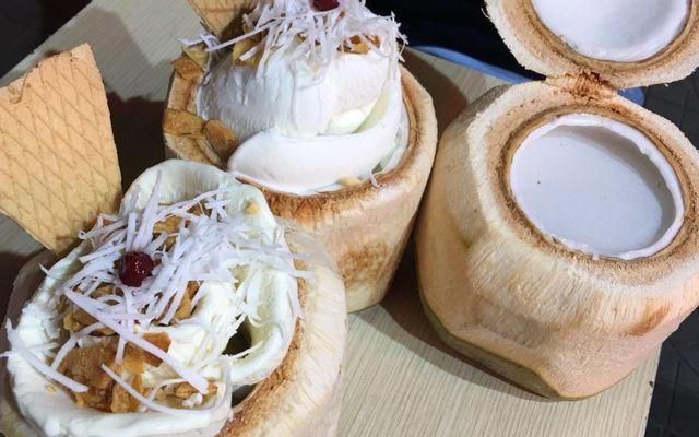 Thạch Dừa Đồng Tháp - Coffee & Tea VTV