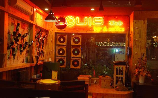 Louis Club - Billiards, Coffee & Bar
