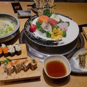 Tín đồ của sushi sasimi thì hãy đến I sushi nhé